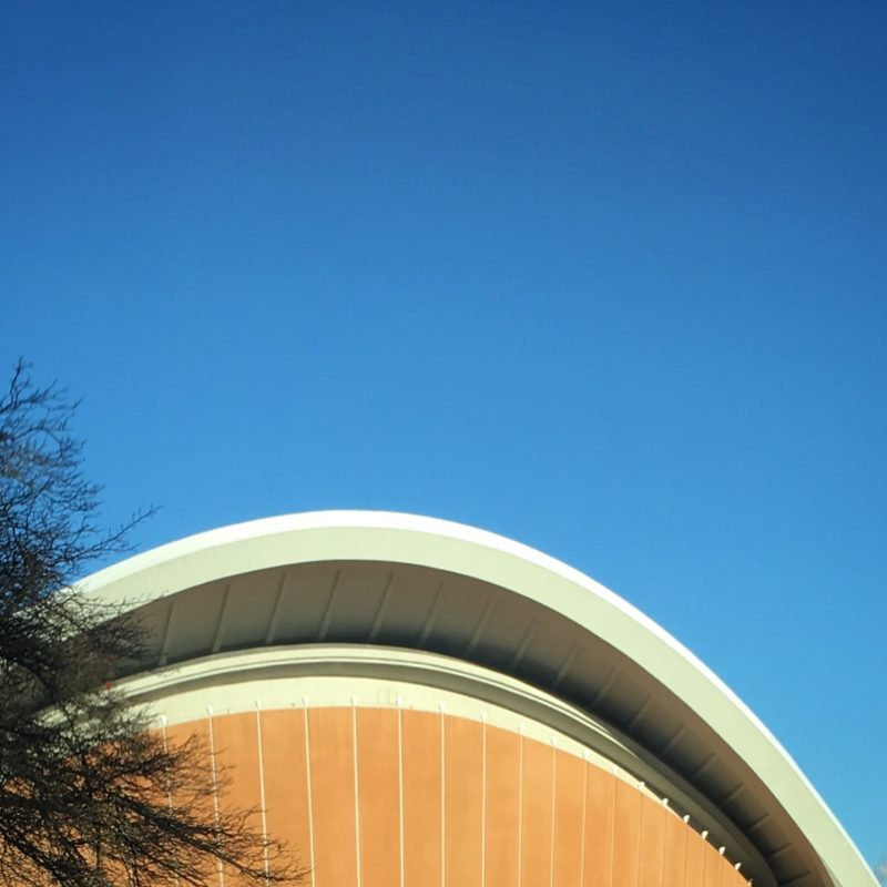 Berlin HKW Haus der Kulturen der Welt