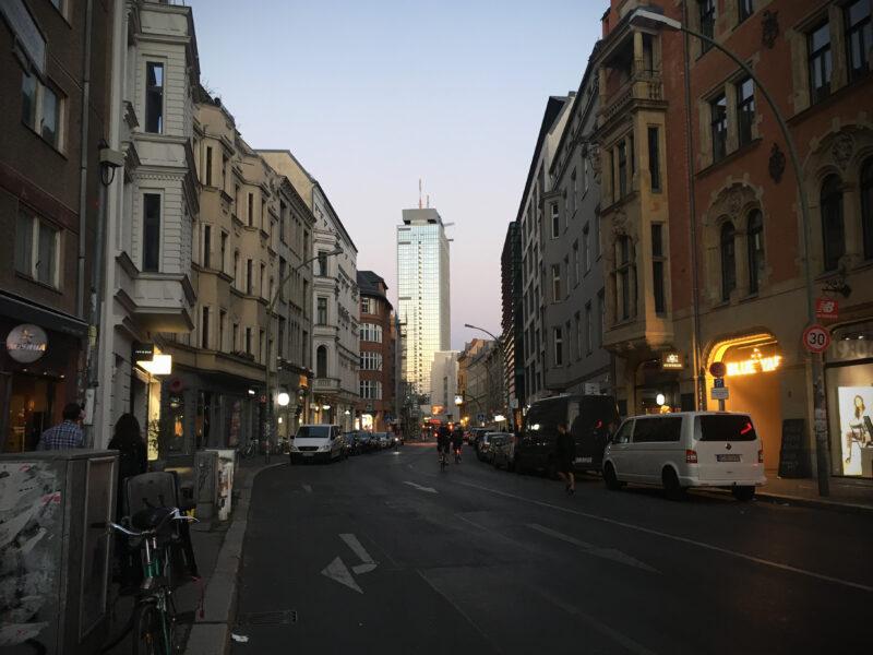 Berlin Mitte - Park Inn Hotel Tower