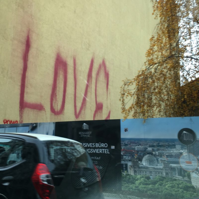 Berlin Streetart Love