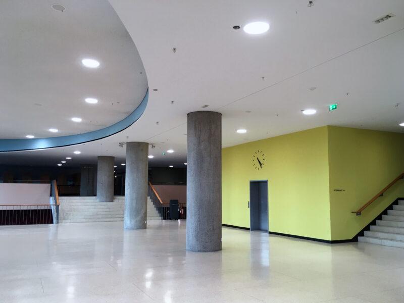 Berlin Haus der Kulturen der Welt HKW