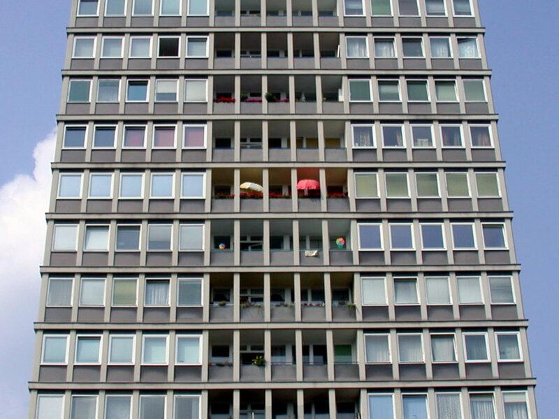 Hassenpflug apartment building, Hansaviertel Berlin