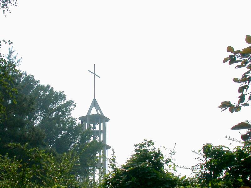 Kaiser Friedrich Memorial Church Bell Tower Berlin
