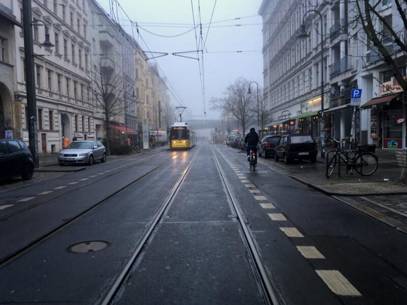 Kastanienallee Ecke Schoenhauser Berlin Prenzlauer Berg