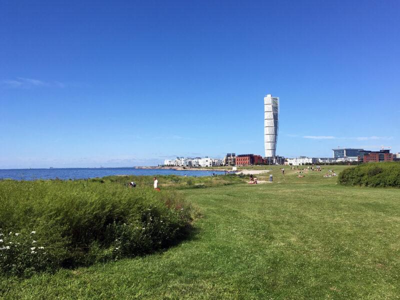Malmö Coastline Turning Torso