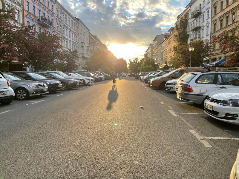 Oderberger Strasse
