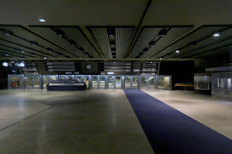 ICC Berlin Entrance